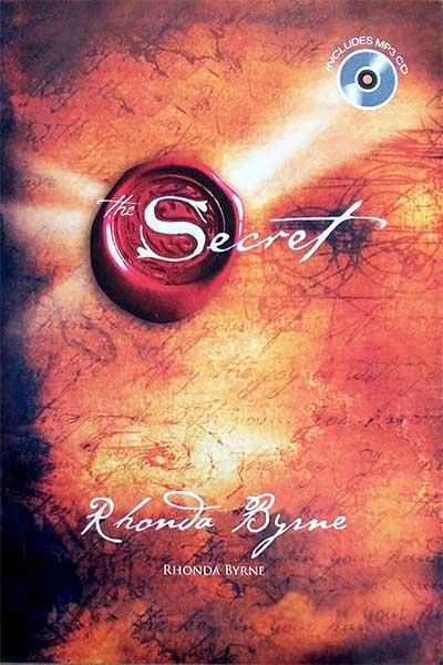 کتاب راز ( نسخه اصلی) به زبان اصلی همراه با CD